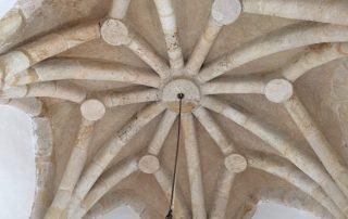 Cúpula del Castillo de Cáceres