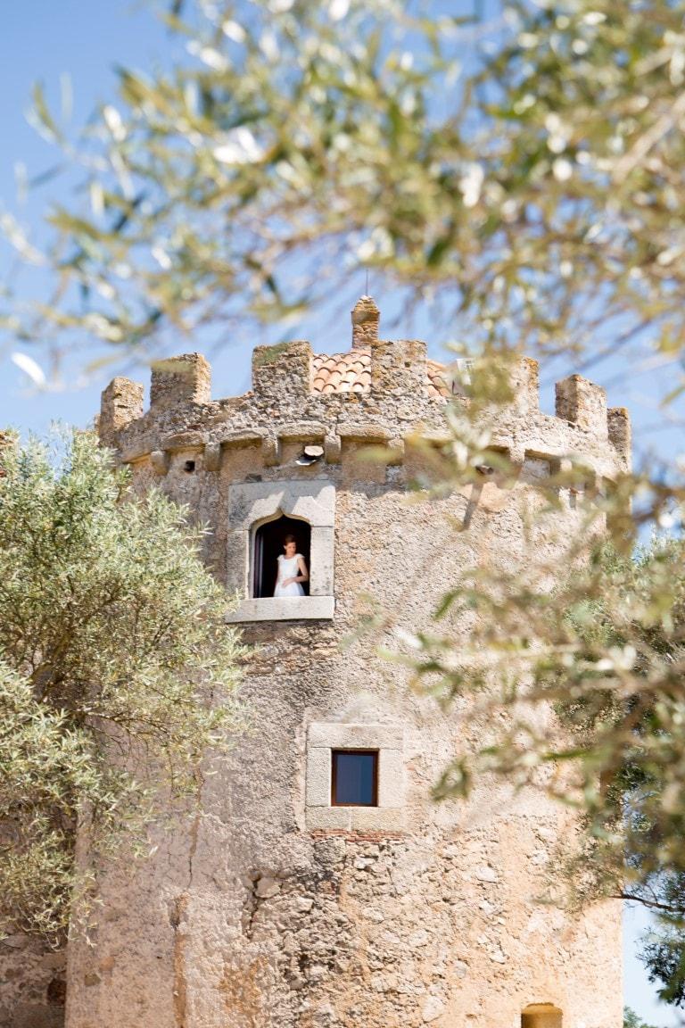 Torre castillo de Cáceres