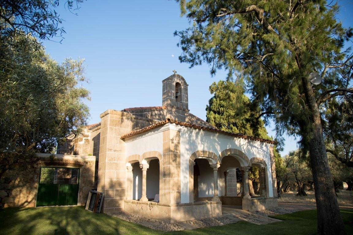 Ermita Castillo de Cáceres