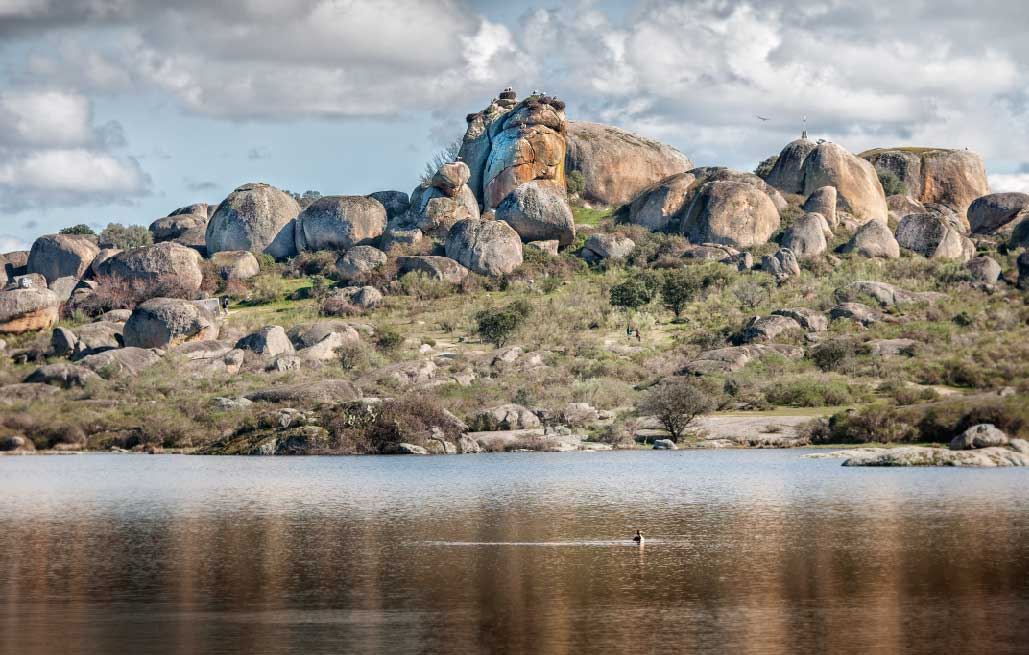 Monumento Natural Los Barruecos